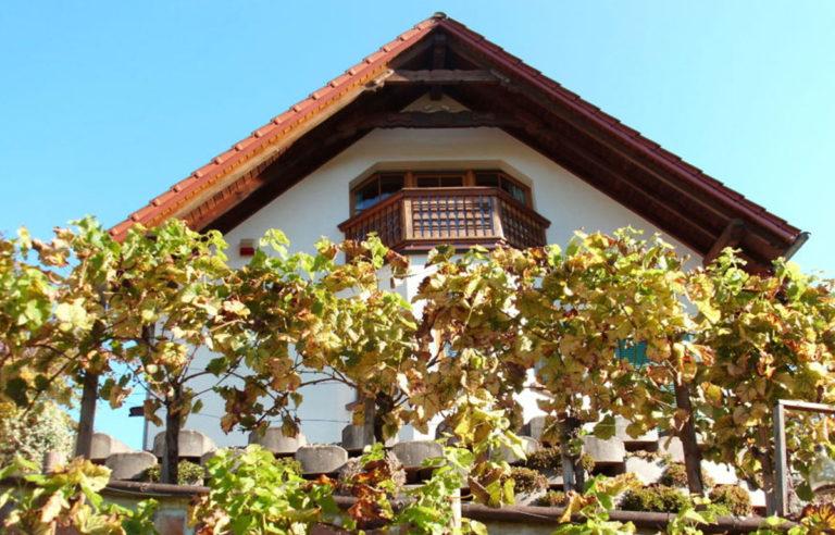 Gästehaus Schwöbel im Herbst